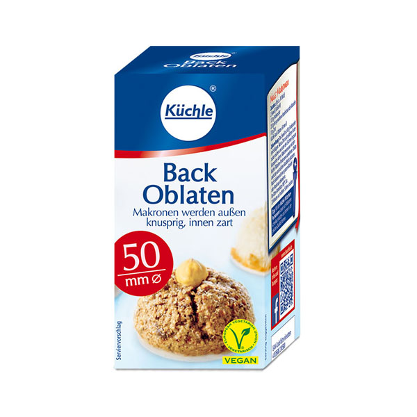 Backoblaten 90 Mm